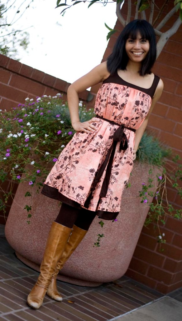 burdastyle.com azalea dress